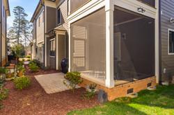 2721 Irby Backyard-Screen Porch