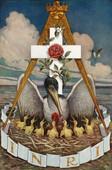 ΕΡΜΗΝΕΥΤΙΚΑ ΣΧΟΛΙΑ 18ου ΒΑΘΜΟΥ - I.N.R.I. : IGNE NATURA RENOVATUR INTEGRA