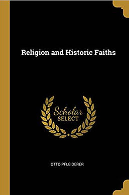 Pages from Religion and Historic Faiths.