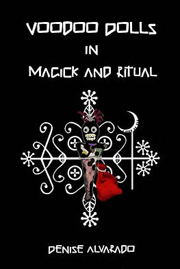 Pages from Voodoo Dolls In Magick And Ri