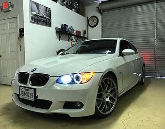 BMW 335i Repair