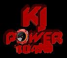 KJ Power 104 FM Logo White.png