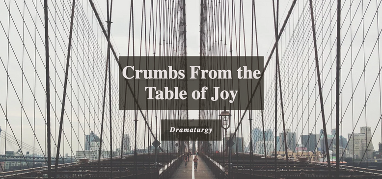 Crumbs from the Table of Joy