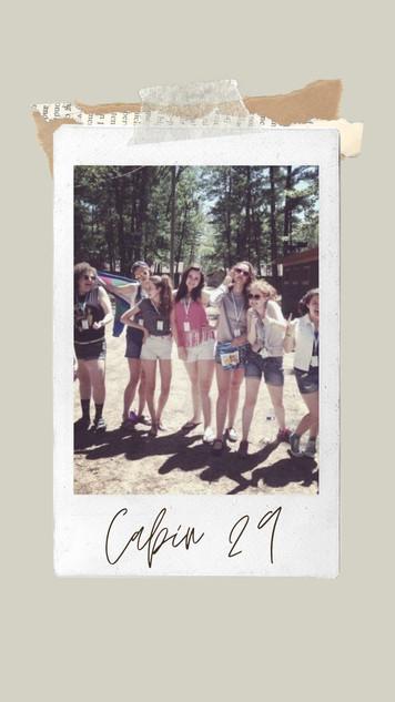 Cabin 29