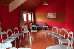 "Der ""Rote Salon"""