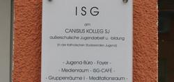 Die ISG am Canisius Kolleg