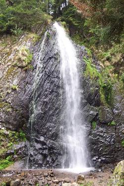 Cascade du Queureuilh le Mont Dore