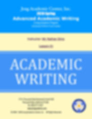 2020 Spring Advanced Academic Writing-Le