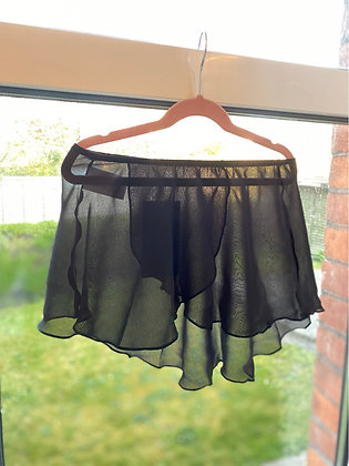 Intermezzo Black Skirt
