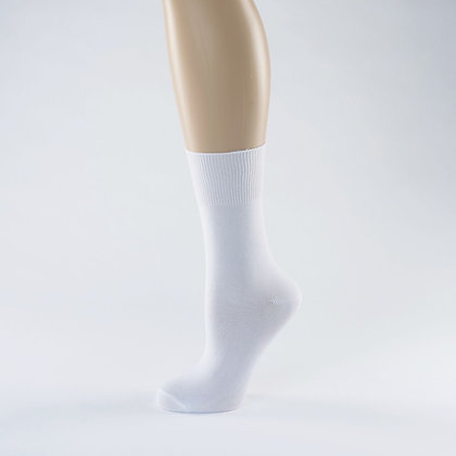 Boys White Socks