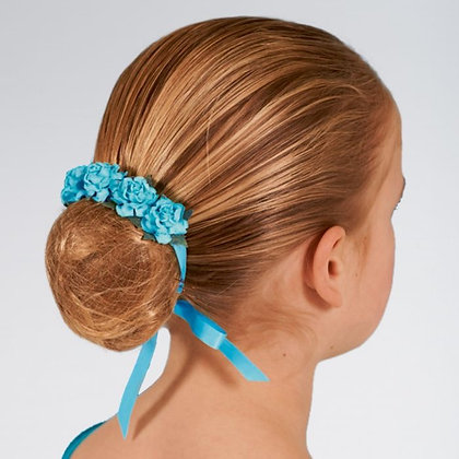 Marine Flower Hair Accessory