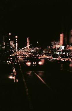 N.Y.C Traffic