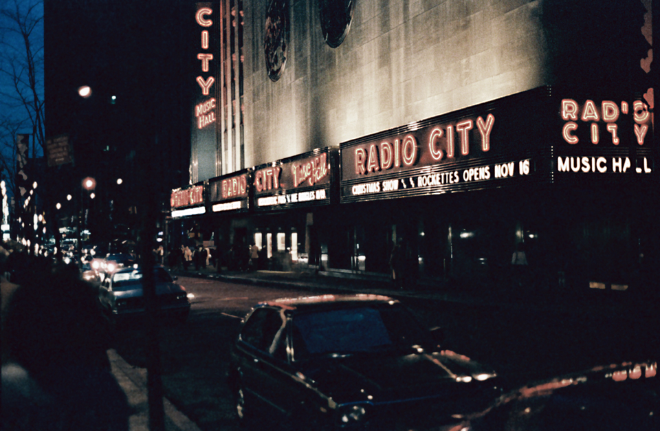 N.Y.C Radio City