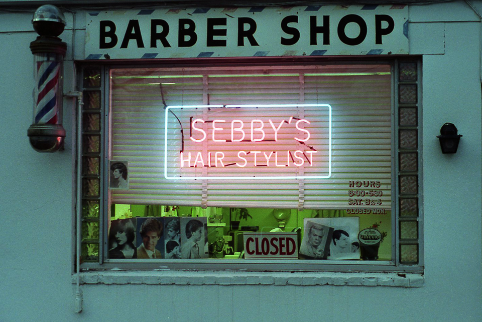 Middletown Barbershop I