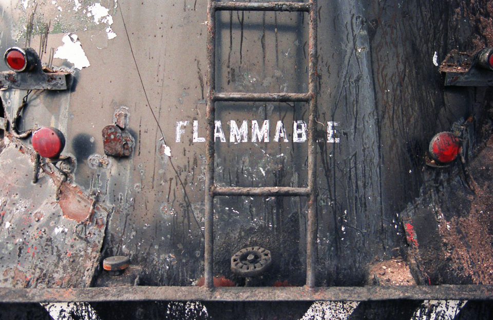 Flammable Truck
