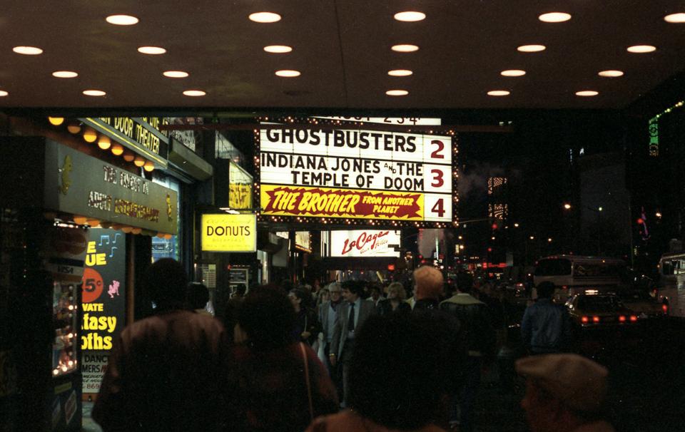 N.Y.C Cinema