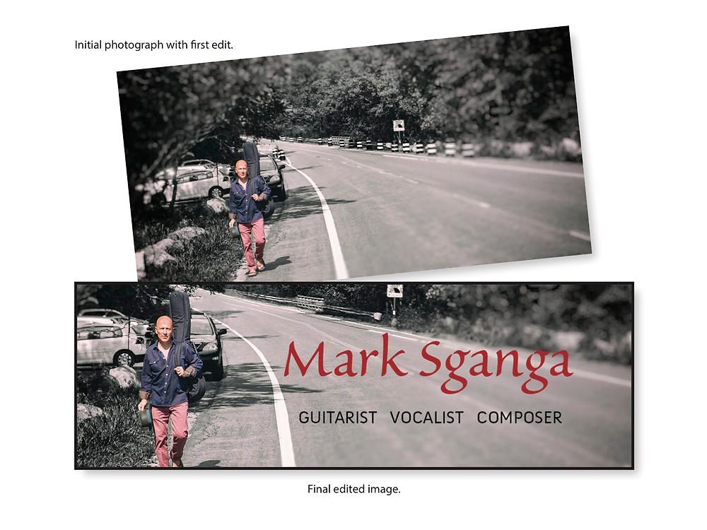 New Website Photography for MarkSganga.com