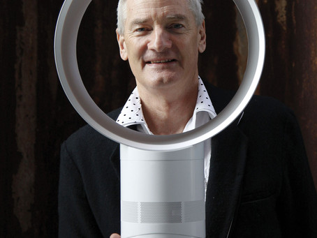 James Dyson is king.
