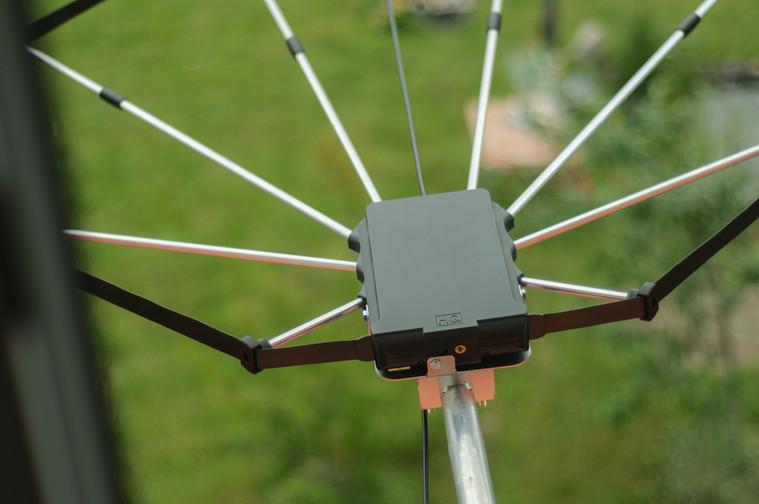 A100 балконная антенна КВ