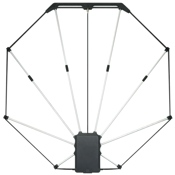 Магнитная кв антенна SPIDERLOOP фото