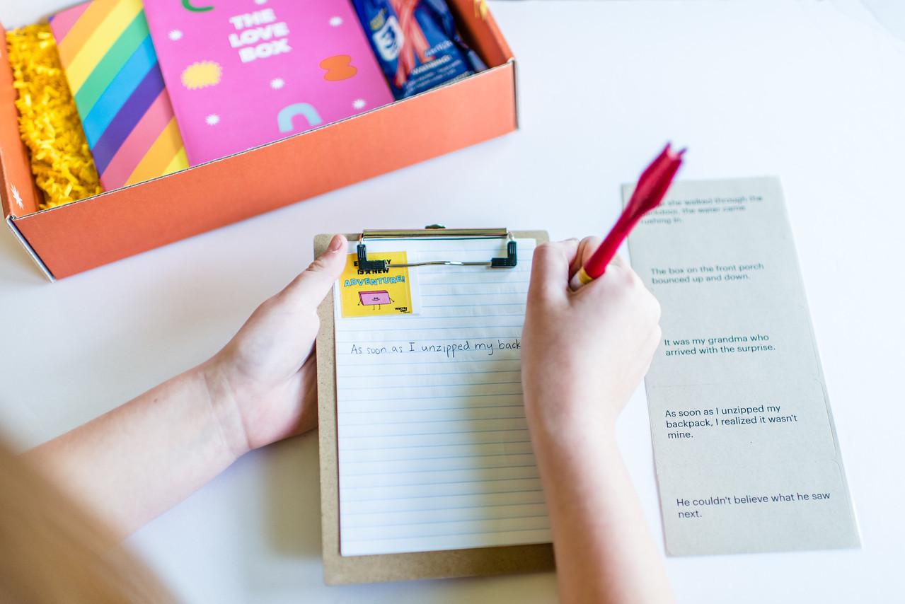 New ways to write