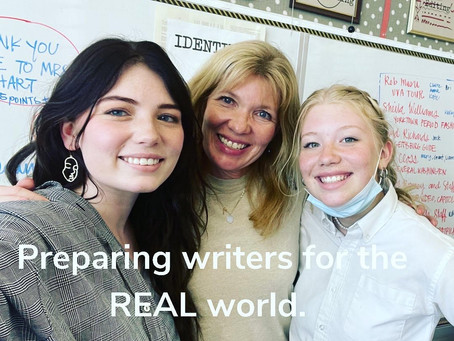 3 Ideas for Preparing Writers for the REAL World