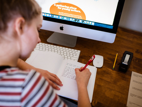 6 Reasons parents are saying YES to Write On(line)! this summer