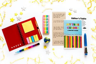 My True Colors Writing Box