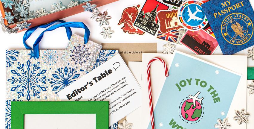 December Joy to the World Box 2020