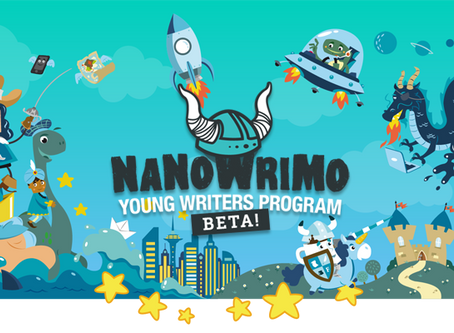 Consider NaNoWriMo for Your Young Writer