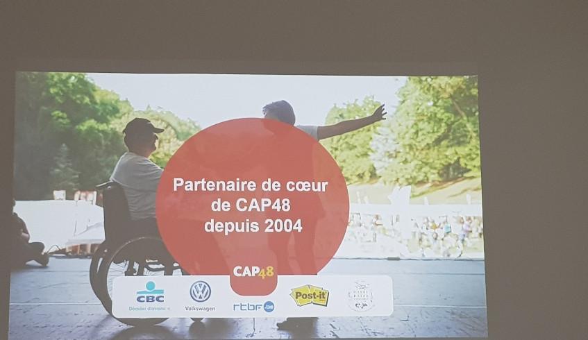 Remise des prix Lab CAP48