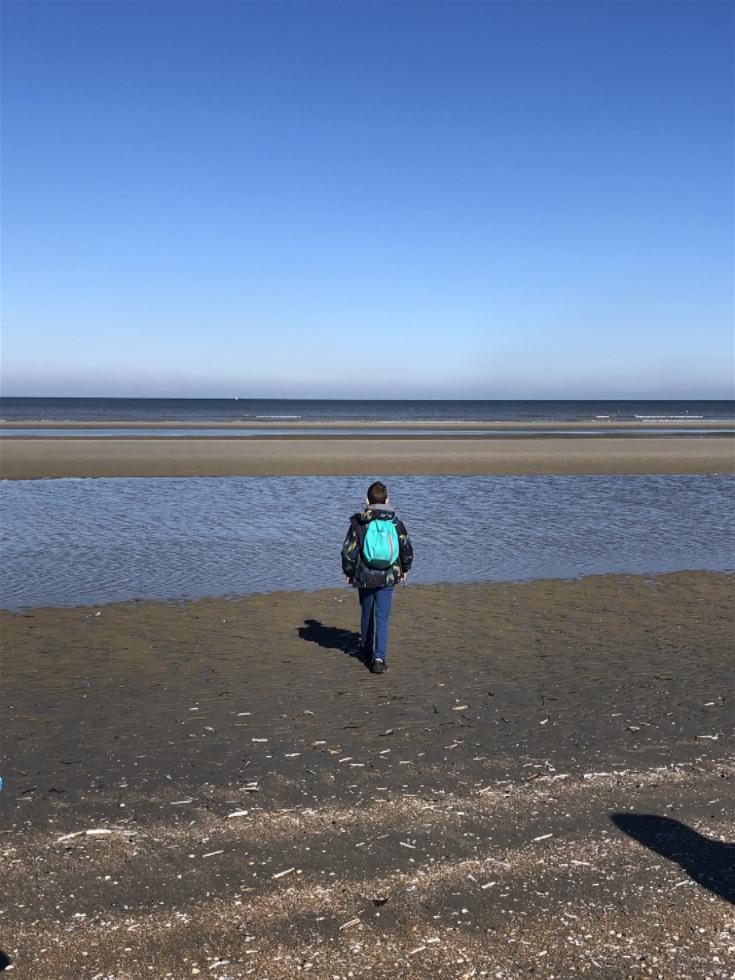 Au revoir la mer