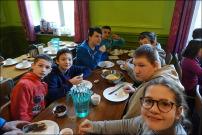 Sainte-Gertrude à Brugelette : classes vertes 2019 à Charneux mardi