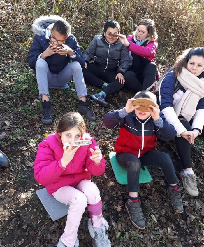 Classes vertes 2019 de l'école Ste Gertrude à Brugelette - Charneux - Mercredi