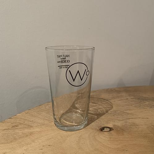Conic 1/2 Pint Glass