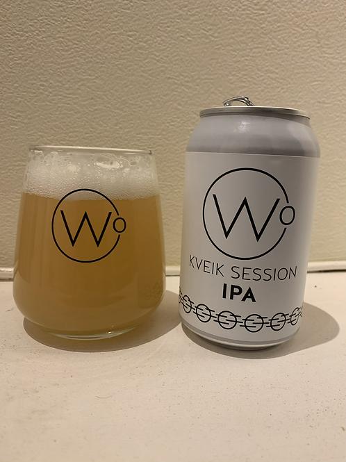 Kveik Session IPA (6 pack)