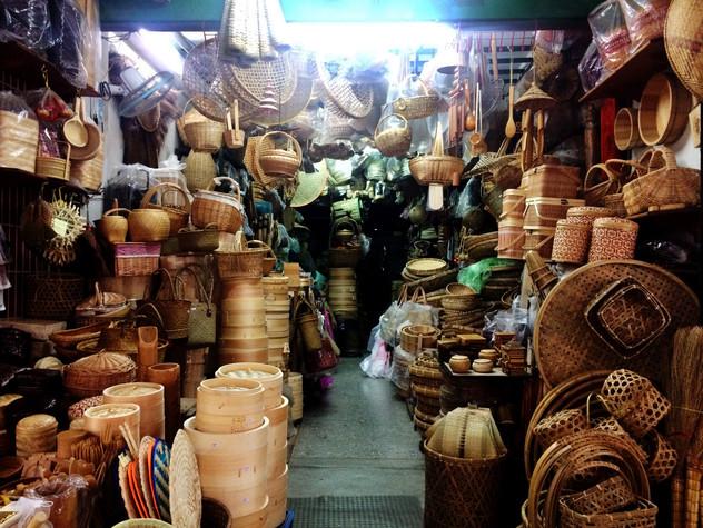 Nooks and crannies of Taipei