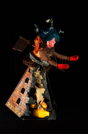 © Sam Heath, Cos Props, Liverpool Insitute of Performing Arts