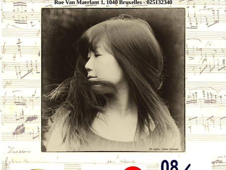 Ayako Morita Piano Recital on 8th April 2016