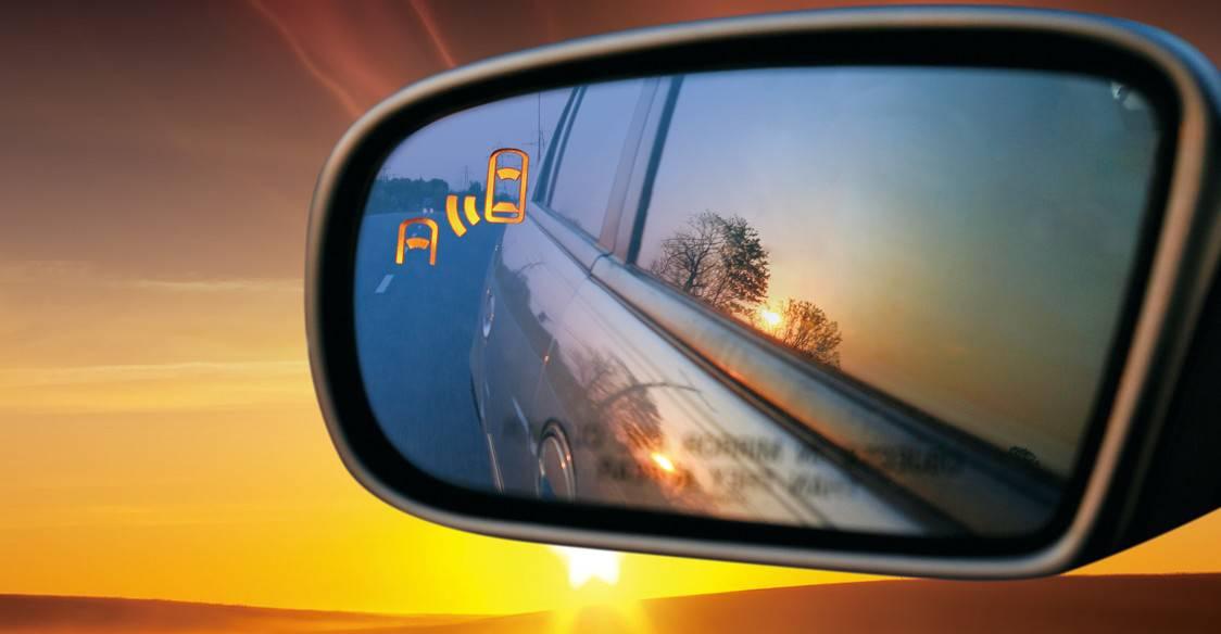 Collison Avoidance - Blind Spot System
