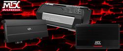 MTX Audio Amplifiers
