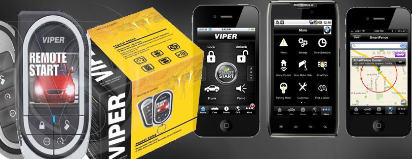Viper Smart Start with Alarm