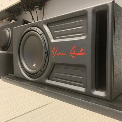 Custom JL Audio Enclosure