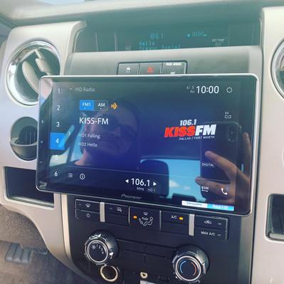 Pioneer Radio Installation