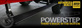 AMP Power Steps Bars. Authorized Dealer, Burleson TX, Crowley TX, Fort Worth TX, Auto Accessories, Truck Accessories, Lift Kits, Fuel Wheels, Aries Automotive
