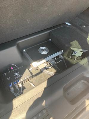 Custom JL Audio VXi AMP Set up