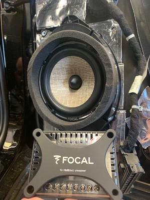 Focal Speaker Installation