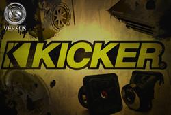 Kicker Car Audio Amplifiers