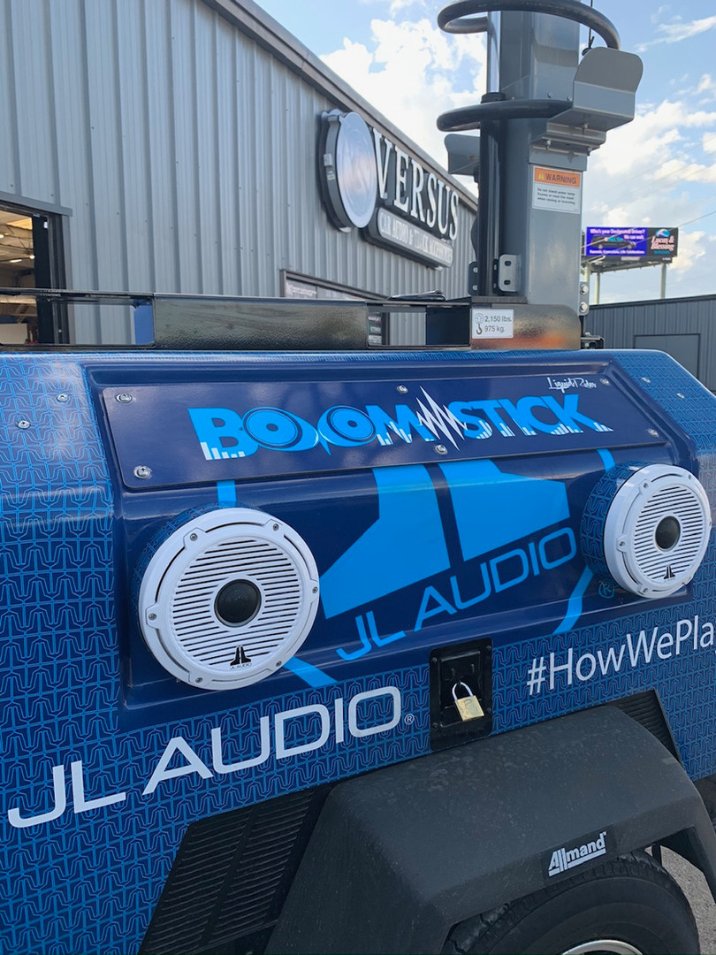 JL Audio BOOM STICK
