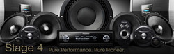 Pioneer Stage 4 CD Player